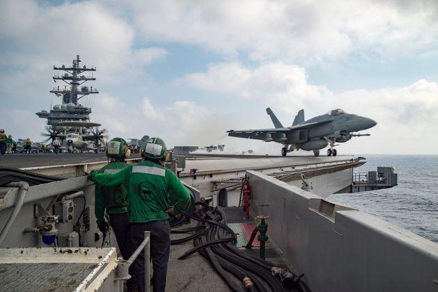 H Ρωσία προειδοποιεί τις ΗΠΑ: Αποφύγετε στρατιωτική δράση στη
