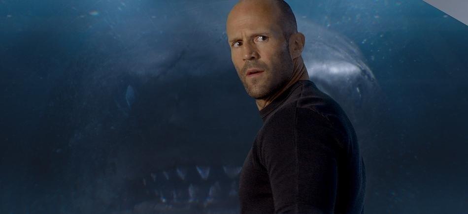 Είναι αυτός ο μεγαλύτερος καρχαρίας του σινεμά; Ο Jason Statham έτσι
