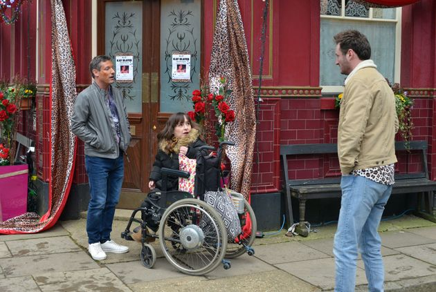 'EastEnders': Donna Yates Actress Lisa Hammond Announces She's Latest Star To Leave The