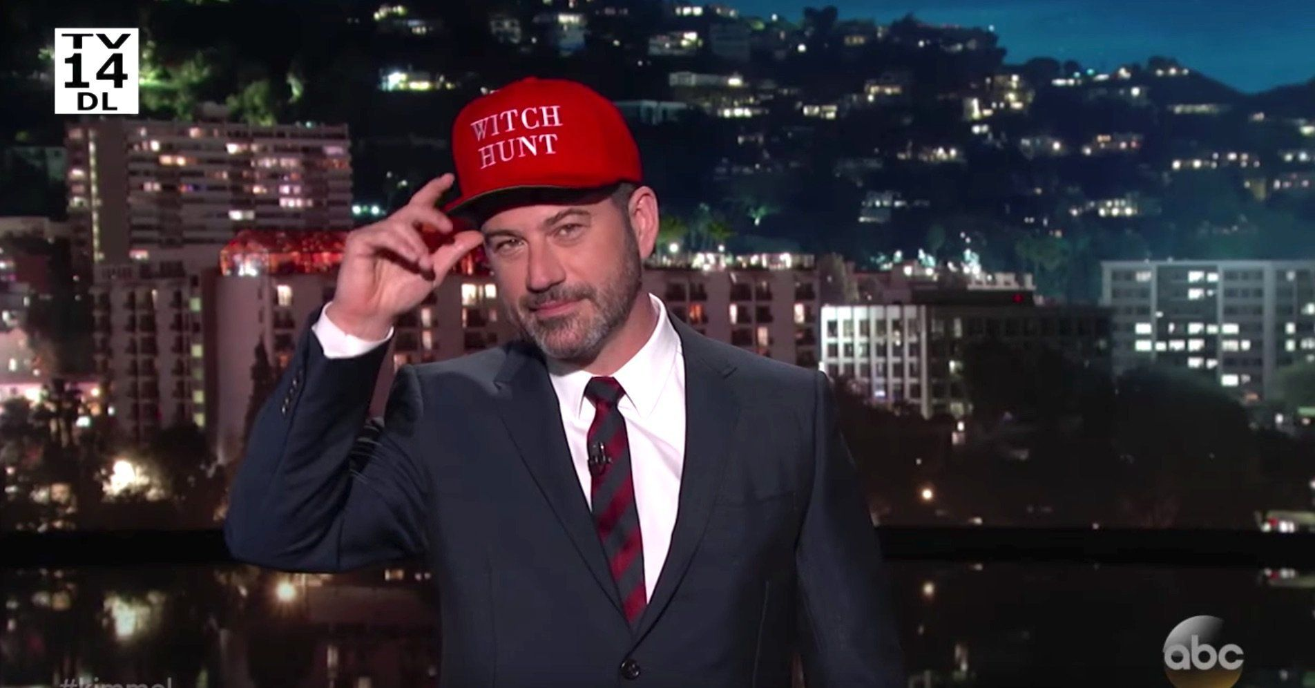 Jimmy Kimmel Has Figured Out What Trump