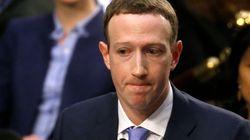 Zuckerberg totalement désarçonné par une question