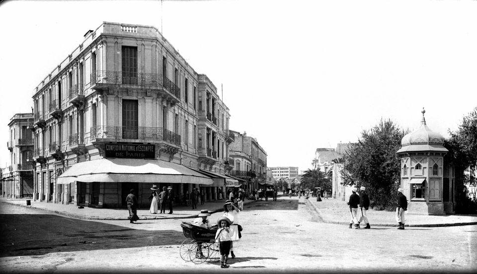 10 belles photos anciennes de Bizerte en noir et