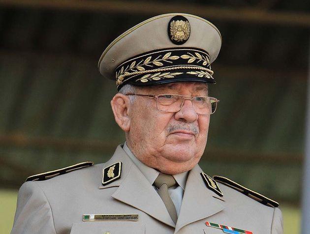 Le Chef d'Etat-Major Ahmed Gaid Salah - Photo