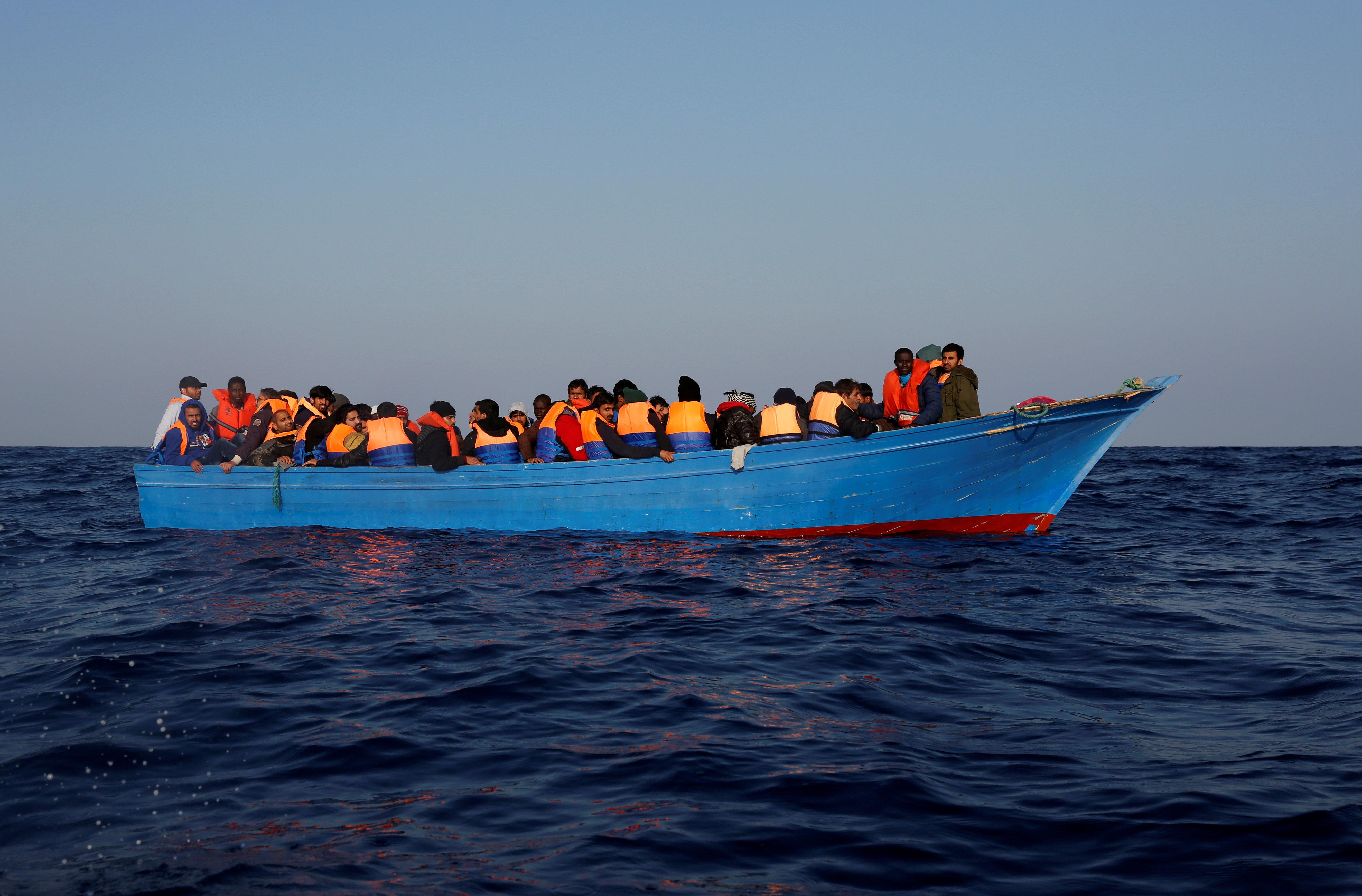 Un réseau de trafic de migrants entre la Tunisie et l'Italie démantelé