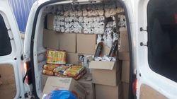 Melilla: 1700 bouteilles d'alcool interceptées par la gendarmerie marocaine