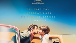 Ο «Τρελός Πιερό» του Jean-Luc Godard στην αφίσα του 71ου Φεστιβάλ