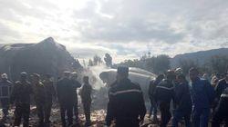 Crash de l'avion militaire: Les victimes sahraouies revenaient d'une période de soins en