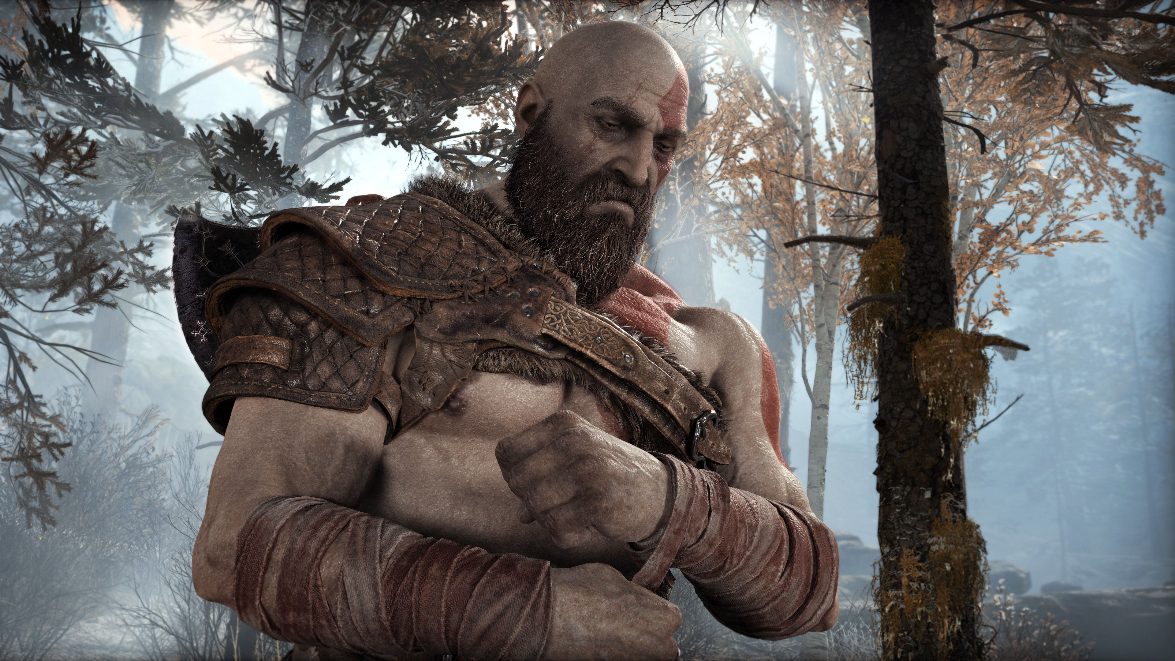 God Of War Review: An Earth-Shattering, Emotional Return For A Gaming Icon - HuffPost