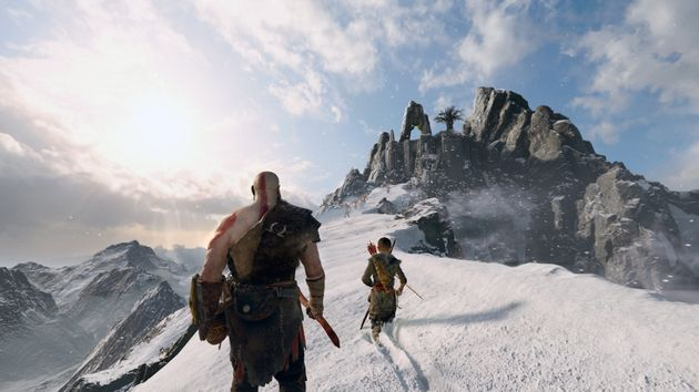 God Of War Review: An Earth-Shattering, Emotional Return For This Gaming Icon - HuffPost