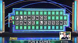 Un participant de «Wheel Of Fortune» fait une erreur... avec toutes les