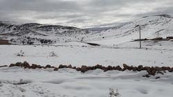 Chutes de neiges, fortes pluies et rafales de vent dans plusieurs régions du Maroc jusqu'à