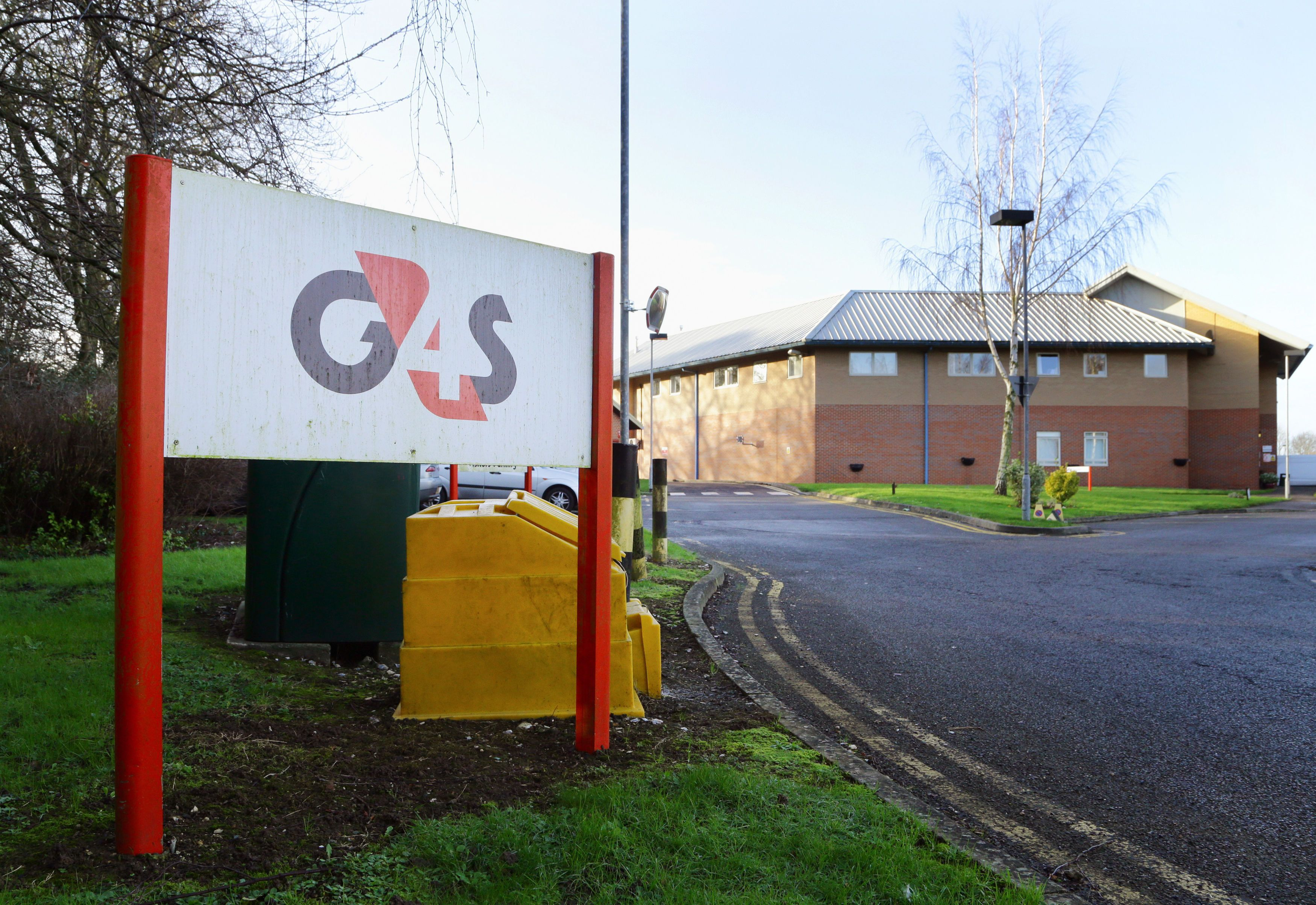 Medway Secure Training Centre was the subject of an earlier G4S