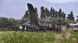 Crash d'un avion à Boufarik: le président Bouteflika décrète un deuil de trois