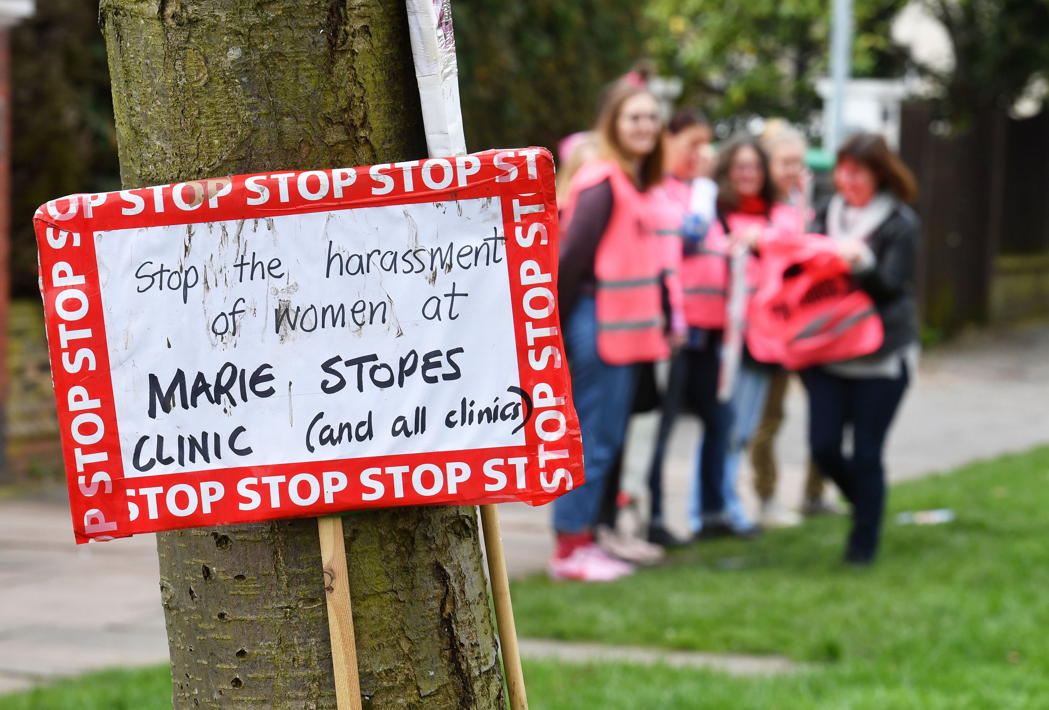 Campaigners hopeful as anti-abortion protests banned outside Marie Stopes clinic