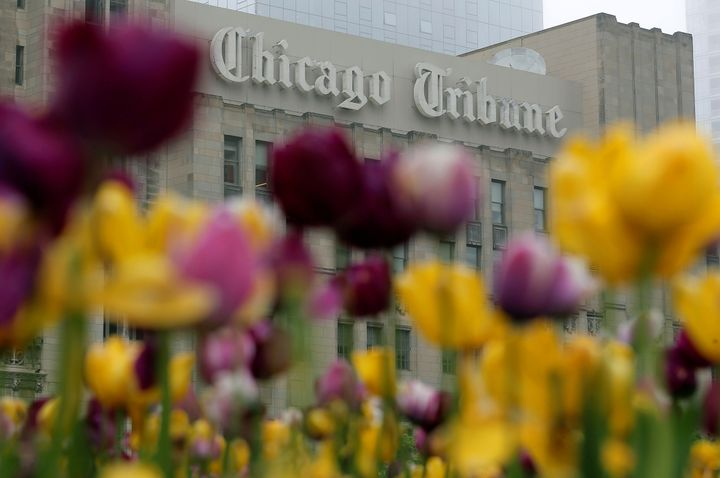 Chicago Tribune writers have never before formed a union.