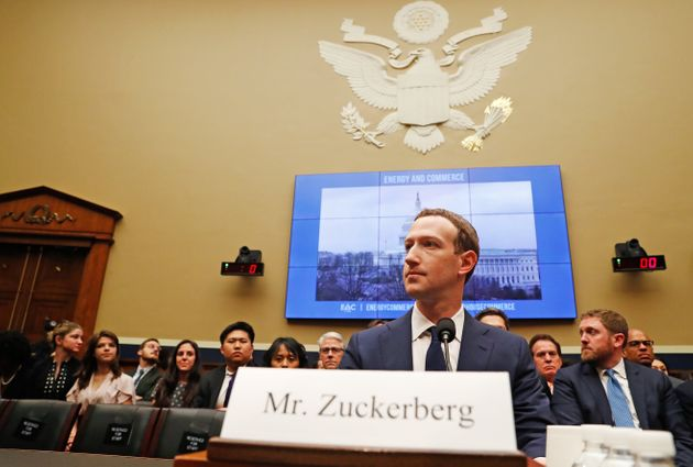 Mark Zuckerberg Says His Personal Data Was Included In Cambridge Analytica