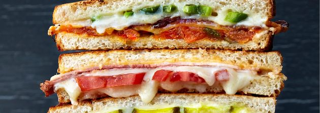 The incredible grilled cheeses of The American Grilled Cheese