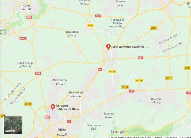Boufarik: Itinéraire du malheur des familles de victimes du crash en quête de