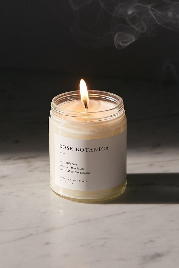 While candles seem like an obvious peaceful addition to your home, don't underestimate how a candle, certain scent, dim light