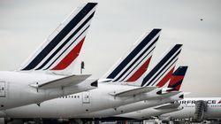 Air France et d'autres compagnies réajustent leurs vols en raison des frappes aériennes sur la