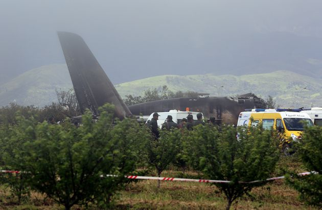 Crash d'avion militaire à Boufarik: la prière de l'absent prévue pour