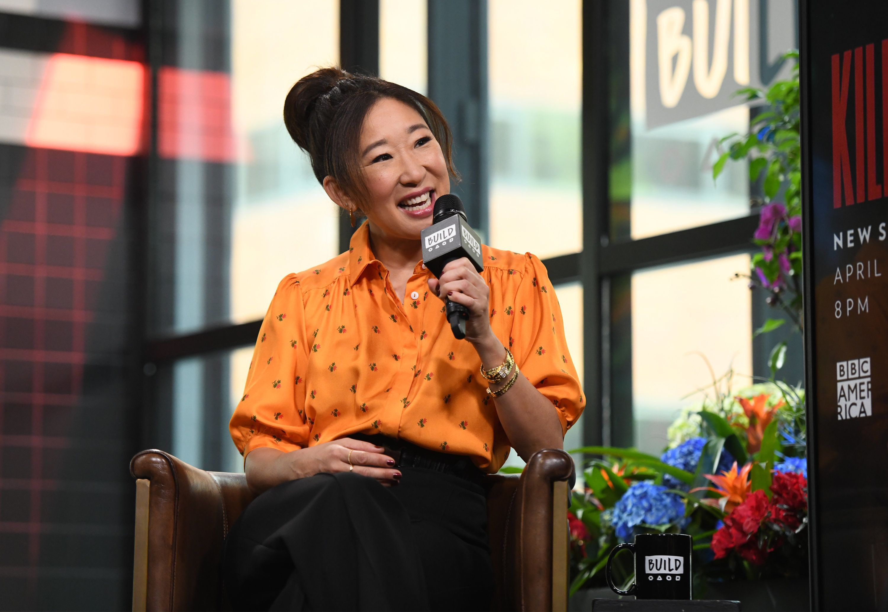 "During the casting of ""Killing Eve,"" Sandra Oh realized how much she'd internalized the racism of the entertainment indu"