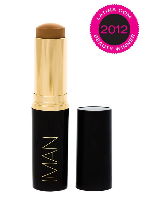 What we love most about Iman's makeup line is the wide variety of shades offered in both foundations and concealers. Her line