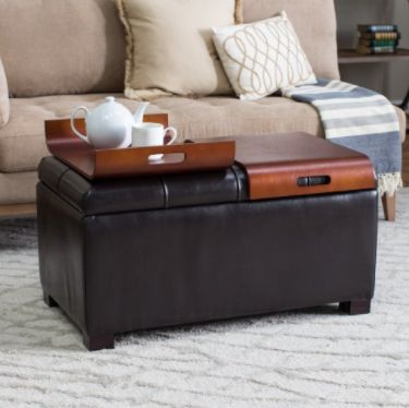 """It can even be used as a bench for additional seating. Get it <a href=""""https://jet.com/product/detail/93f5828697bd439eb6147b3"""