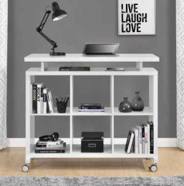 """Get it <a href=""""https://jet.com/product/Altra-Furniture-Lincoln-Multipurpose-Standing-Desk-with-Casters/e1f8f9c26882468ba00b5"""