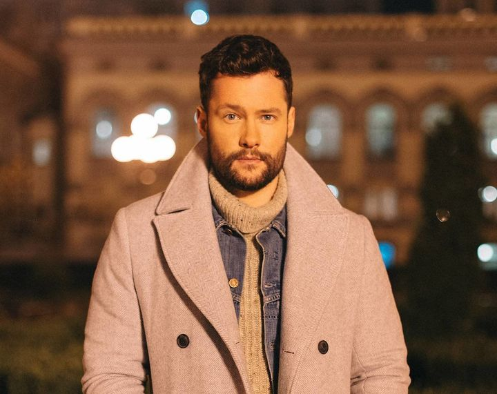 "Calum Scott released his debut album, ""Only Human,"" March 9."