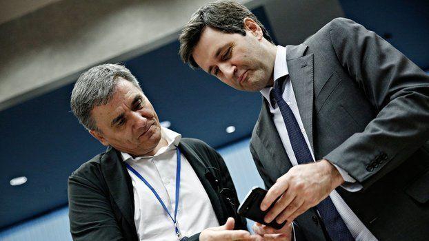 Ένα τρίμηνο στο... κόκκινο: EuroWorking Group, νέο αναπτυξιακό σχέδιο, Εαρινή Σύνοδος, ΔΝΤ και