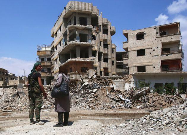 Συρία: Στα χέρια της κυβέρνησης Άσαντ η ανατολική Γούτα, σύμφωνα με ρωσικές
