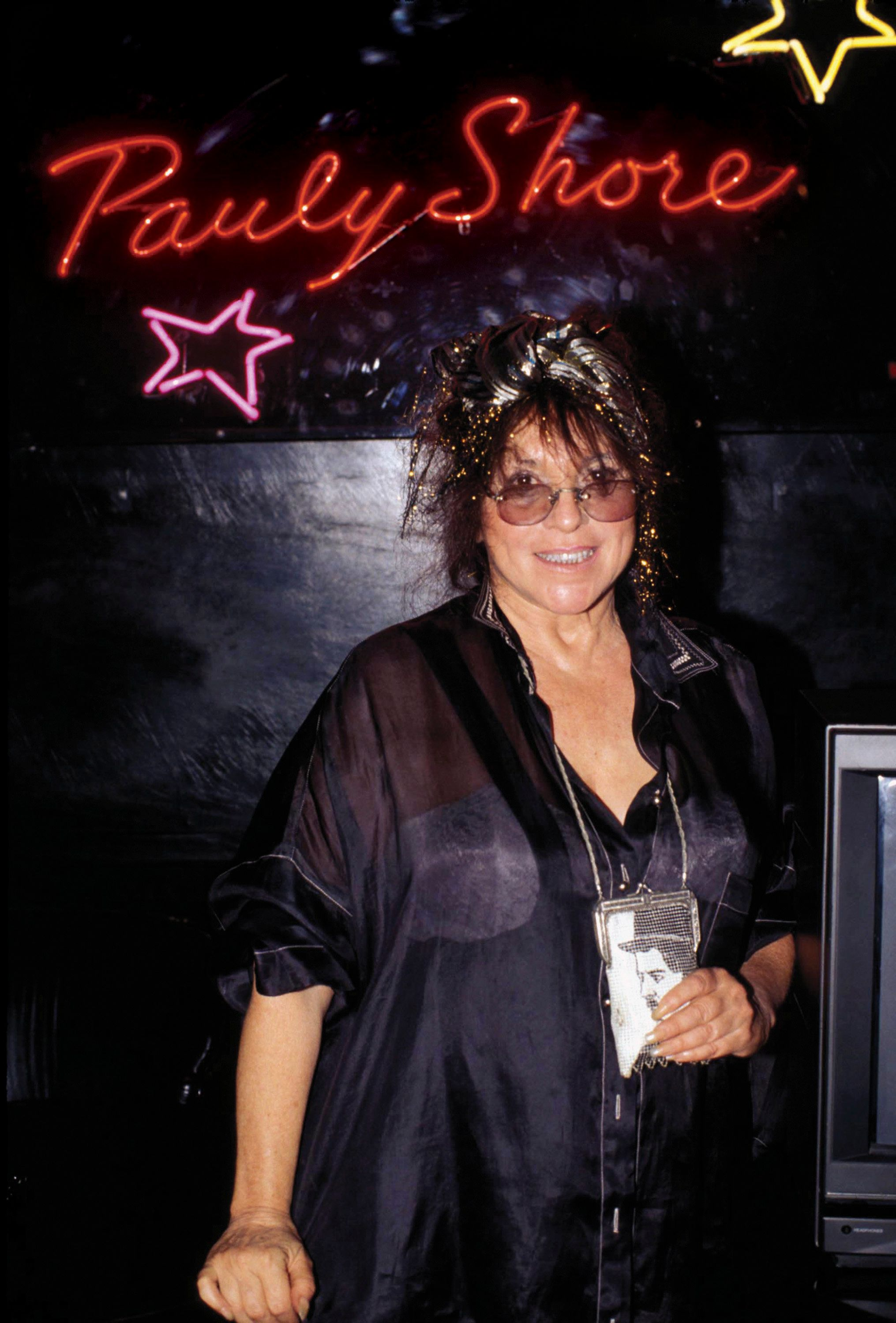 THE COMEDY STORE'S 20TH BIRTHDAY -- Pictured: Mitzi Shore  (Photo by NBC/NBCU Photo Bank via Getty Images)