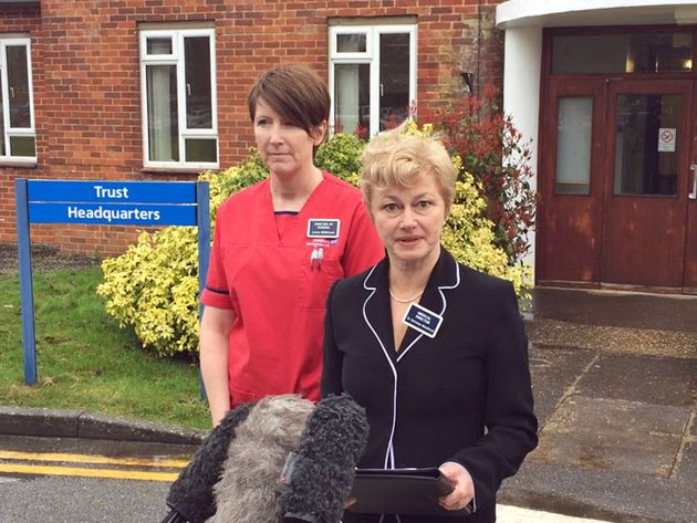 Salisbury Hospital announces Yulia Skripal has been
