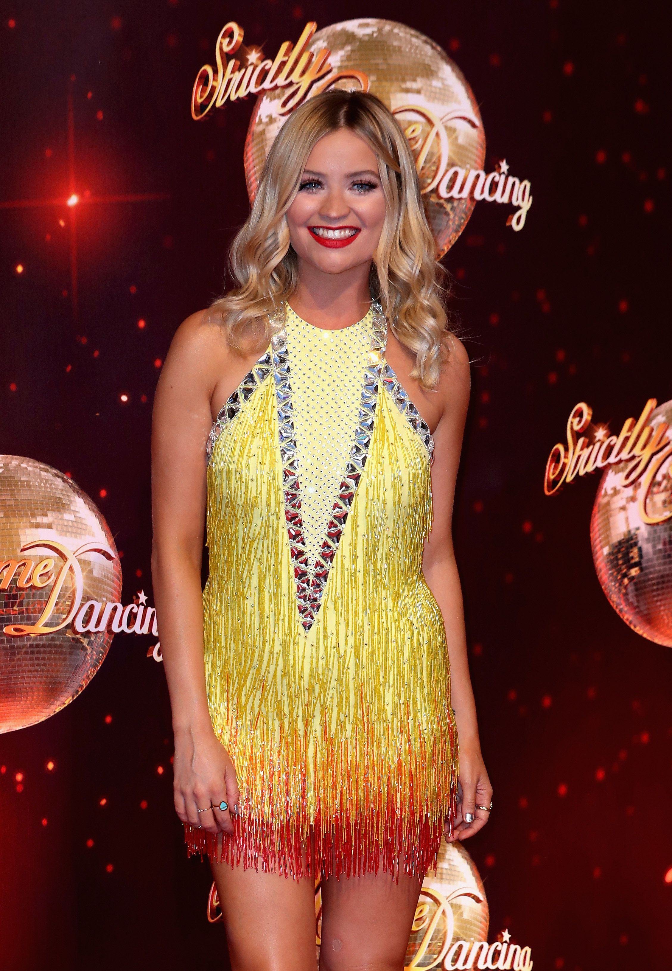Laura Whitmore Says 'Strictly' 'Broke Her' And Left Her In Tears Every Day