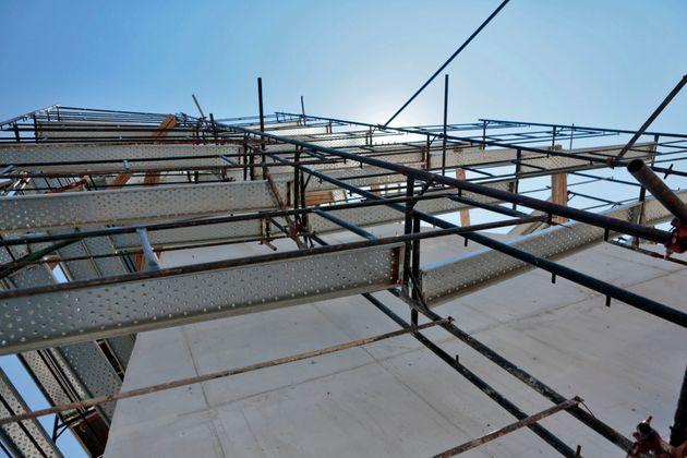 ΕΛΣΤΑΤ: Άνοδος 41,7% στην ιδιωτική οικοδομική δραστηριότητα τον Ιανουάριο