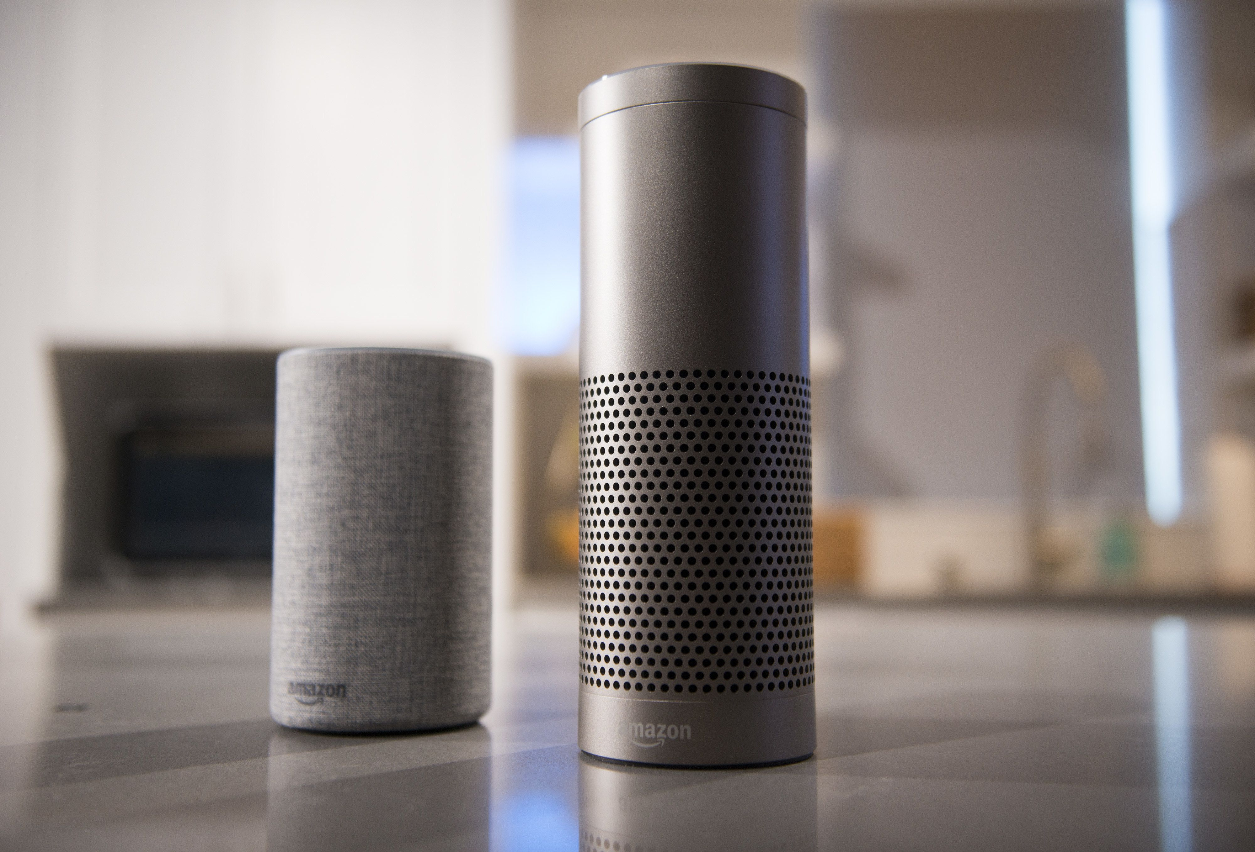 Amazon Has A Patent That Would Allow It To Listen In On Your
