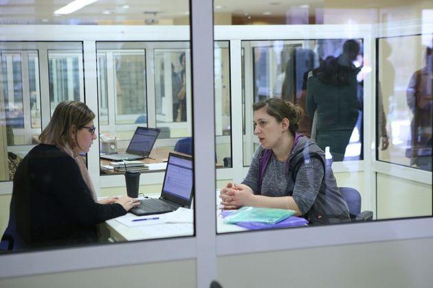 ΕΛΣΤΑΤ: Στο 20,6% η ανεργία τον