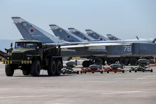 Ενεργός ο δίαυλος επικοινωνίας μεταξύ αμερικανικών και ρωσικών ενόπλων δυνάμεων για τη