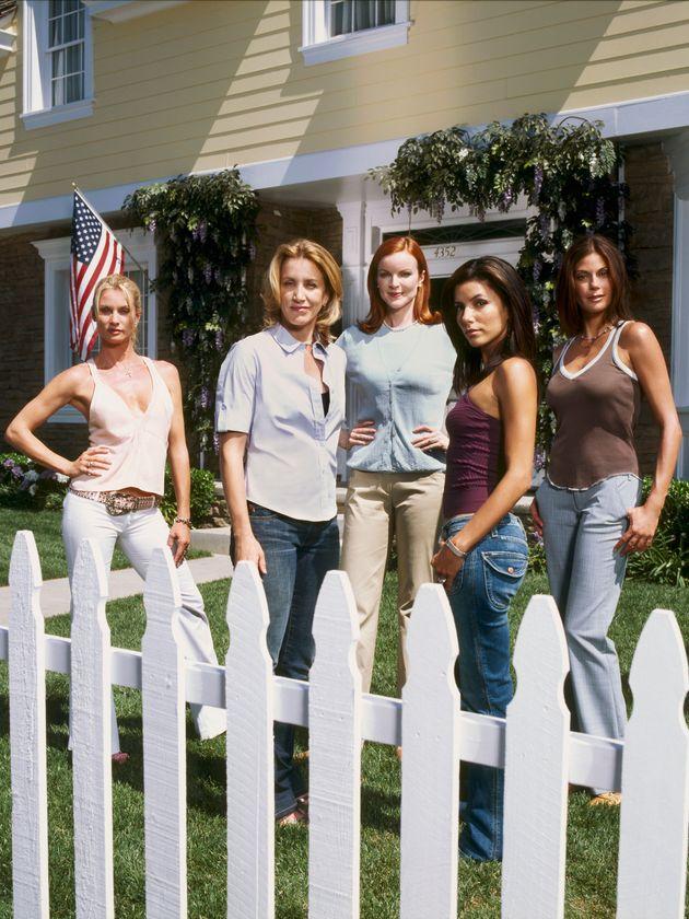 The cast of 'Desperate