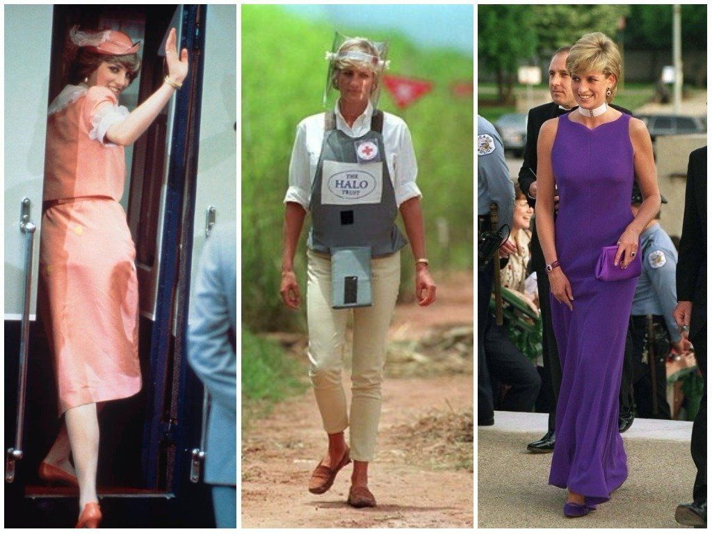 Princes William And Harry Loan 3 Of Princess Diana's Most Iconic Outfits To Public