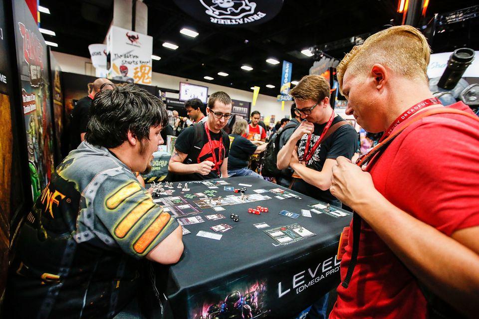 Hellcon: Επιτέλους, η πρώτη έκθεση για επιτραπέζια παιχνίδια είναι εδώ. Κάντε ένα δώρο στον εαυτό σας...