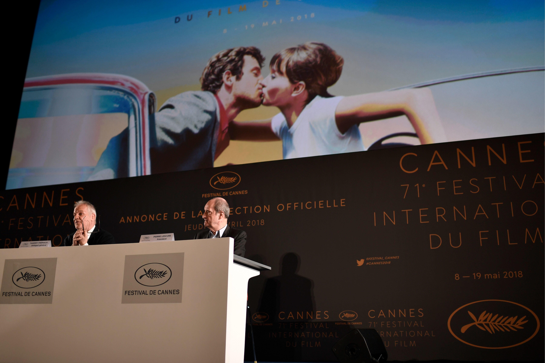 Ανακοινώθηκαν οι ταινίες που θα διαγωνιστούν στο Φεστιβάλ των Καννών: Godard και Spike Lee στην πρώτη