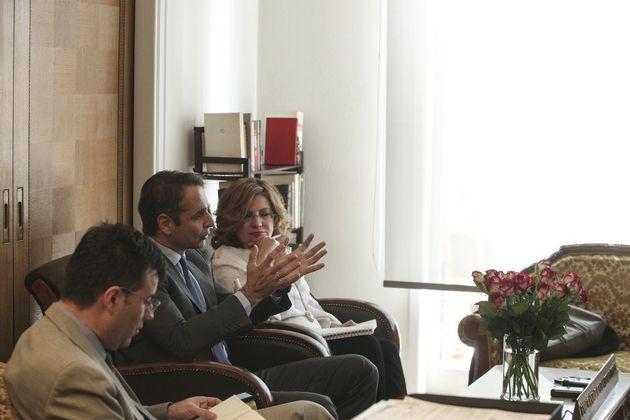 Μητσοτάκης: Η διγλωσσία της κυβέρνησης δημιουργεί εθνικό ζήτημα στη