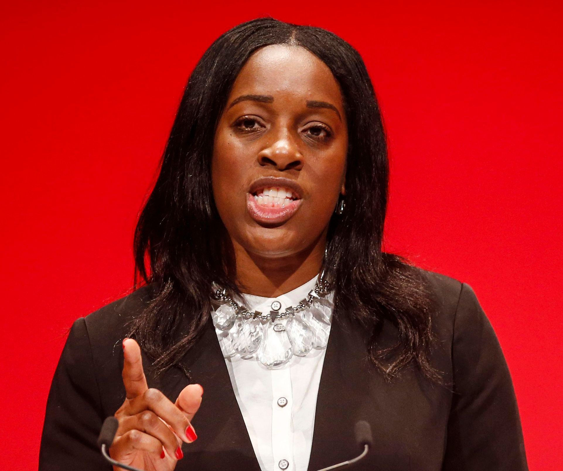 Shadow International Development Secretary Kate Osamor: 'Assad Needs To Be