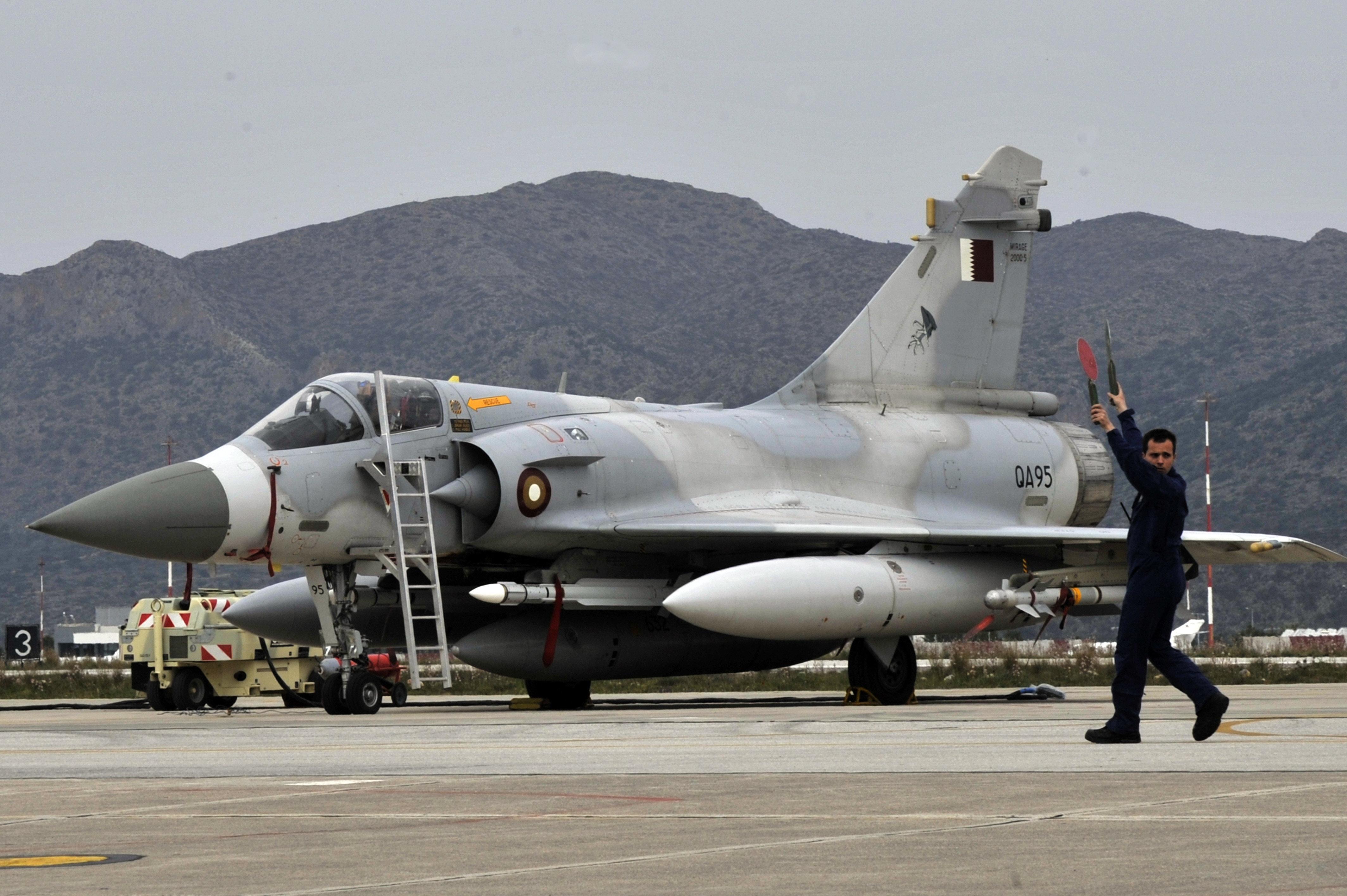 Όσα γνωρίζουμε για την πτώση του Mirage 2000-5 στη