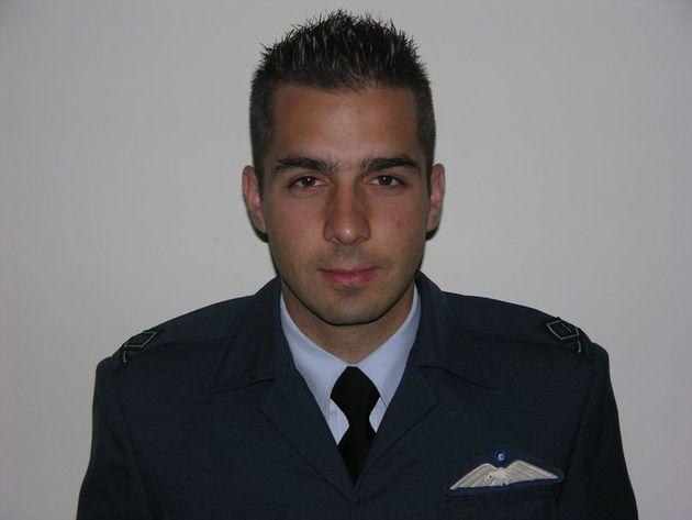 Γιώργος Μπαλταδώρος: 34 ετών ο πιλότος του Mirage που