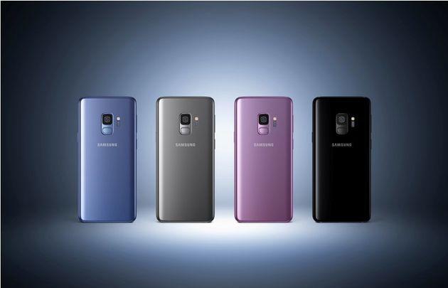 Testé pour vous: Le Samsung Galaxy S9 allie élégance et performances