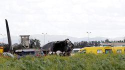 Crash de l'avion militaire: le président Bouteflika reçoit les condoléances de Tayyip