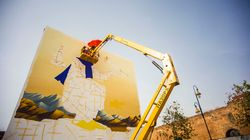 Le festival de street-art Jidar revient à Rabat
